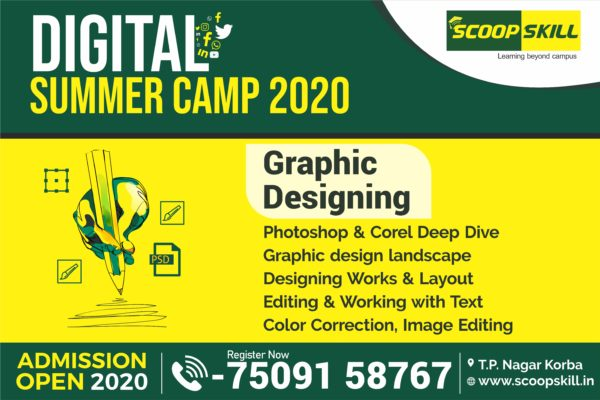 Graphic Designing course